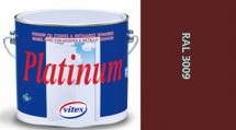 Vitex Platinum lesk RAL 3009 0,75L